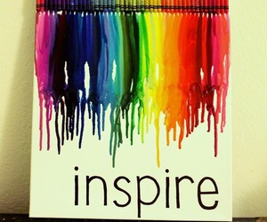 inspire, rainbow, and boy image