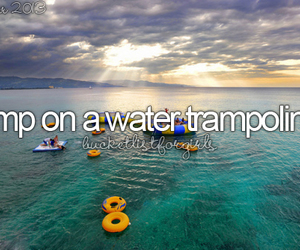 before i die, summer, and water image