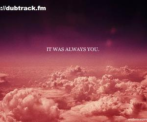 you, always, and quote image