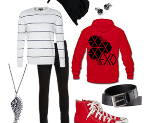 clothes, exo, and outfit image