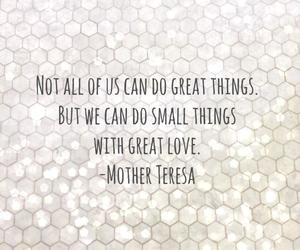 mother teresa, quotes, and love image