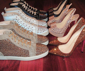 shoes, heels, and sneakers image