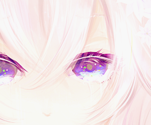 anime, eyes, and vocaloid image
