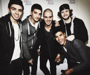 the wanted, nathan sykes, and siva kaneswaran image