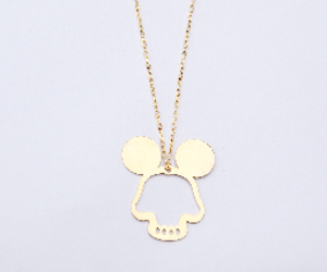 accessories, jewelry, and mickey image