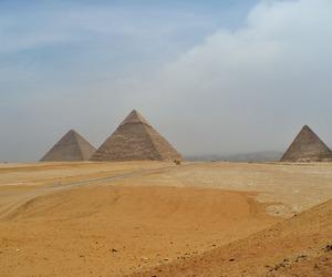 cairo, egypt, and pyramid image