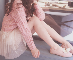girly, fashion, and lovely image