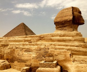 cairo, pyramid, and egypt image