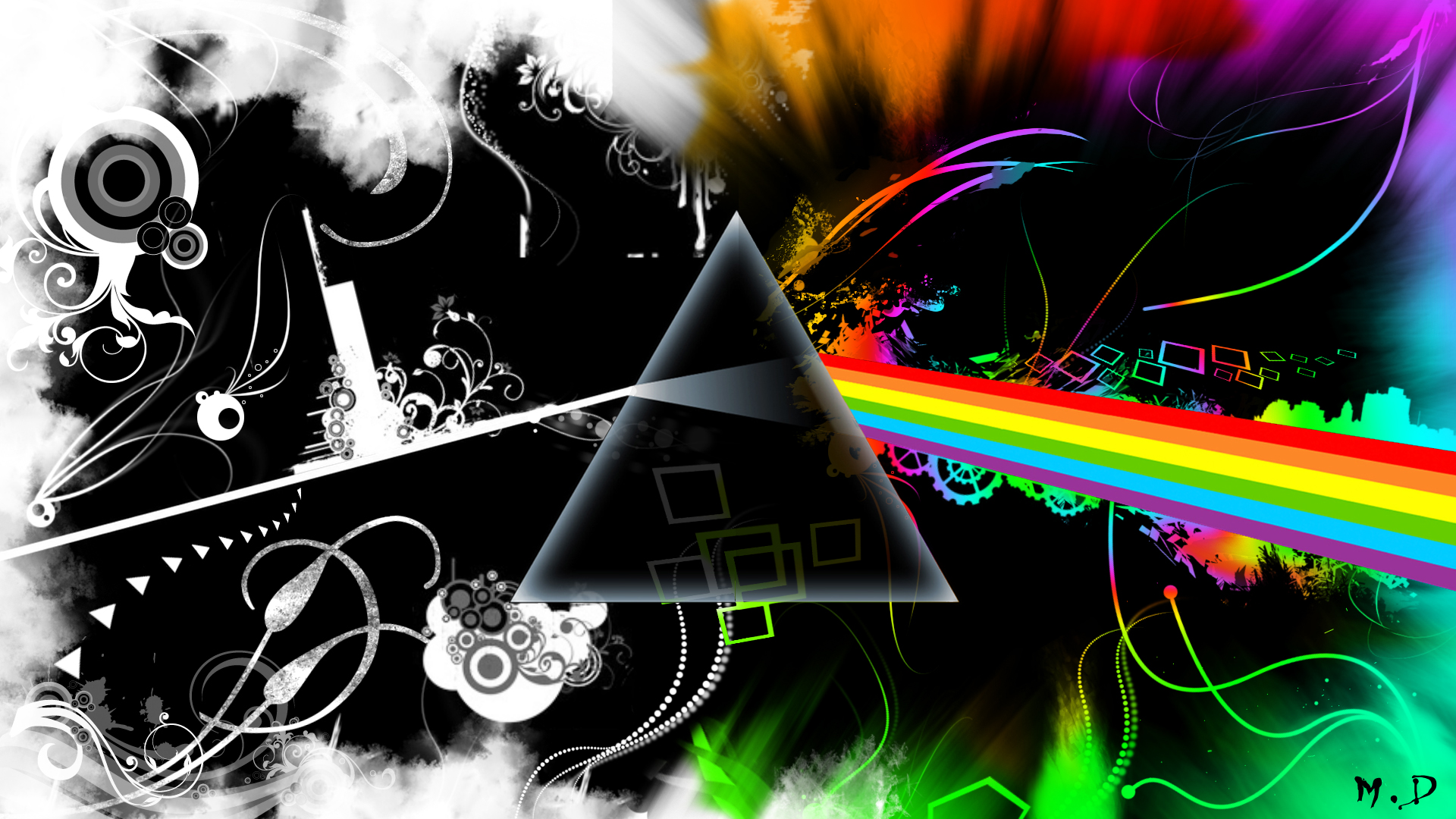 Wallpapers Music Wallpapers Pink Floyd Logo Pink Floyd