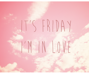 friday, love, and pink image