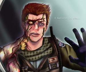 mutant, resident evil, and piers nivans image