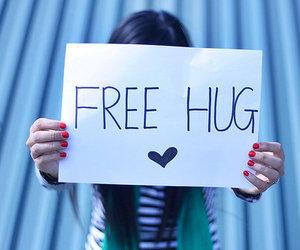 hug, free hug, and free image
