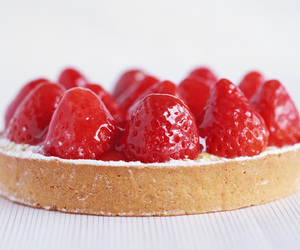 strawberry and sweet image