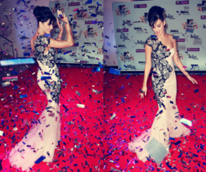 amazing, dress, and katy perry image