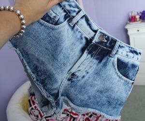 shorts, denim, and quality image