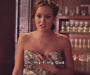 blair waldorf, gg quote, and gossip girl image