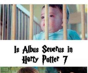 harry potter, baby, and albus severus image