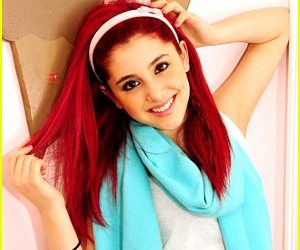 cat, victorious, and ariana grande image