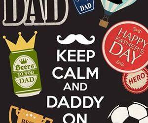 Fathers Day, happy day, and moustache image