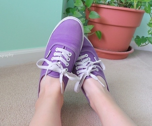vans, cool, and fashion image