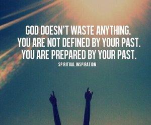 god, past, and christian image