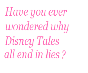 disney, lies, and paint image