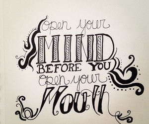 drawing, mind, and text image