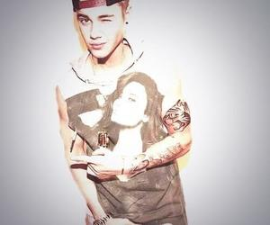 justin bieber and demi lovato image