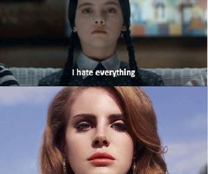 lana del rey, hate, and lana image