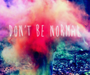 quote, normal, and be image