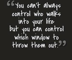 life, quotes, and control image
