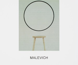art, Malevich, and john baldessari image