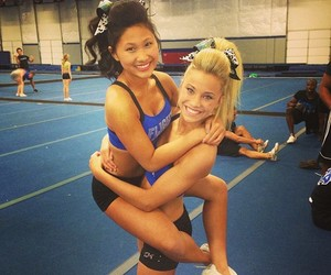 cheer and cheerleader image