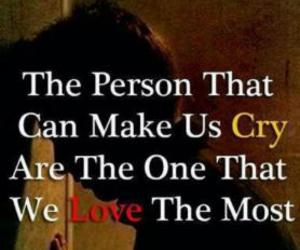 love and cry image
