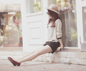kfashion, ulzzang, and pretty image
