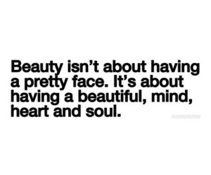 beauty, true, and quote image