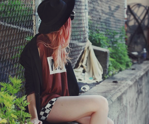 beautiful, style, and alternative girl image