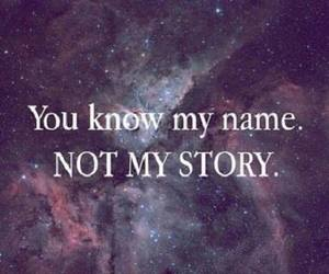 story, name, and quotes image