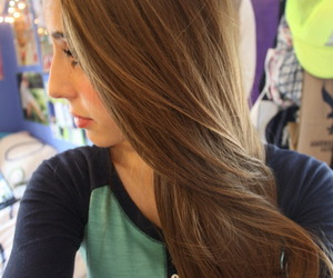 hair, quality, and tumblr image