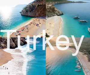 beach and turkey image