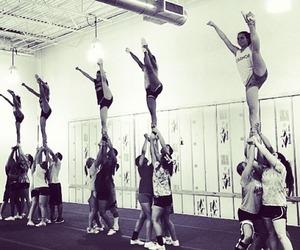 cheer and tri athletics image