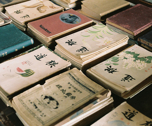 books, japan, and japanese image