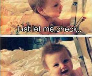 baby, adorable, and baby lux image