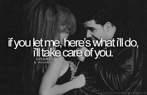 Drake Song Quotes | Rihanna Tumblr Quotes Drake Drake Quotes Rihanna Rihanna