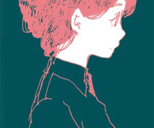 girl, anime, and manga image