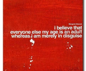 quotes, Adult, and disguise image