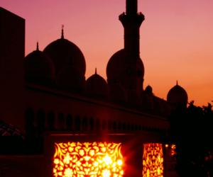 mosque, islam, and eid image
