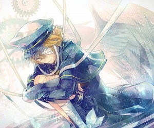 angel and vocaloid image