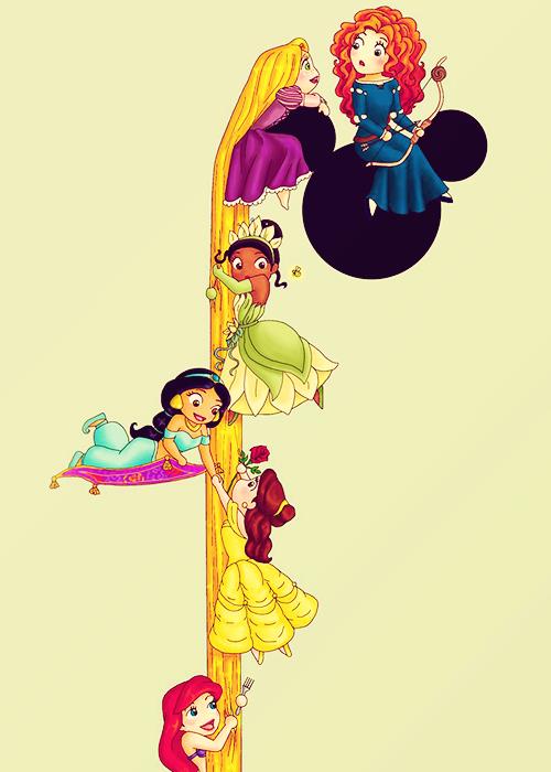 Princess Via Facebook Uploaded By Karla On We Heart It