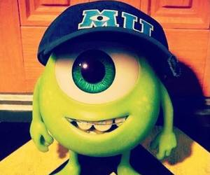 disney, monsters inc, and lovely image
